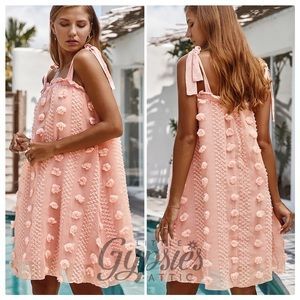 Little Gypsie's Sling Strap Loose Fit Dress